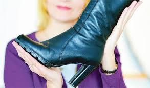 Гарантия на зимнюю обувь вступает с силе после